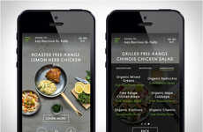 Organic Meal Delivery Apps - 'Sprig' Delivers Fresh, Healthy Meals to Your Door Within 15 Minutes