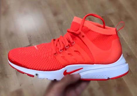 Slip-On Running Shoes