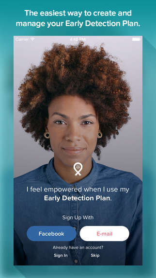 Cancer-Combating Apps - This App Encourages Women to Do Self-Exams on a Regular Basis