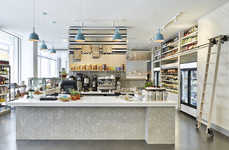 Intimate Open-Kitchen Eateries