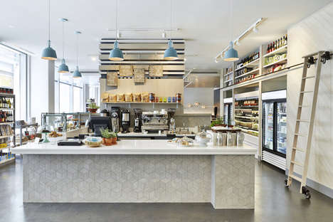 Intimate Open-Kitchen Eateries - This Washington DC Restaurant Has the Atmosphere of a Homey Kitchen