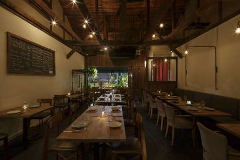 Romantic Catalan Eateries - This Nagoya Restaurant is Inspired by the Culture of Northeastern Spain