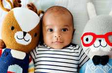 Charitable Doll Collections - The cuddle + kind Collection Provides 10 Meals for Every Toy Sold