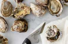 Shellfish-Shucking Bottle Openers - This Handy Tool is Designed to Open Oysters and Beer Bottles