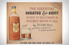 Interactive Whiskey-Scented Books