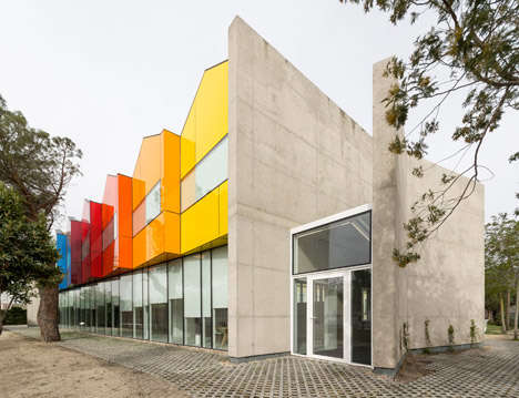 Chromatic Child Hospitals