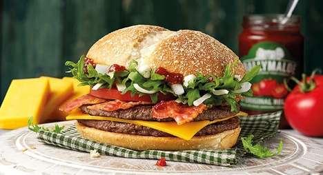 Irish Fast Food Burgers
