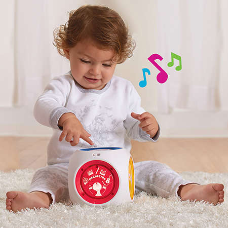 Orchestral Audio Toys - The Mozart Magic Cube Stimulates a Baby's Senses