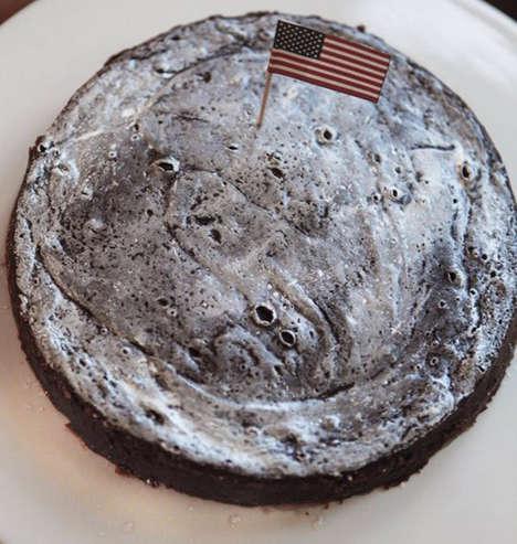 Celestial Chocolate Cakes