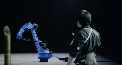 Robotic Swordsman Videos