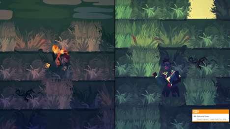 Virtual Manhunt Games