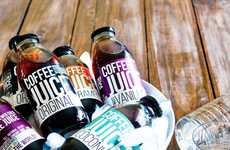 Coffee-Juice Hybrids