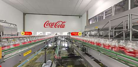 Soda Brand Factory Visits