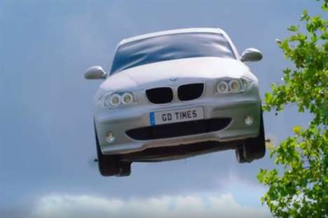 Mysterious Drive-Thru Stunts