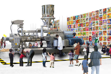 Interactive Food Museums