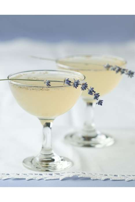Cannabis Champagne Cocktails
