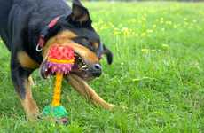 Modular Dog Toys - The Schnuzzle Features Scent Discs to Calm or Revive Your Furry Friend