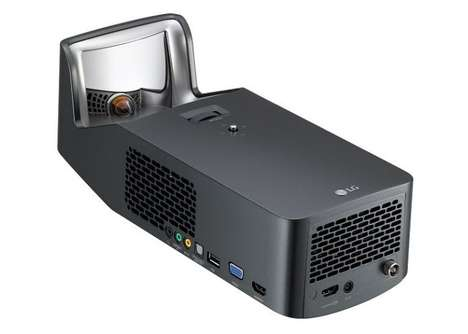 Short Range Projectors