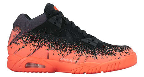 Speckled Lava Sneakers