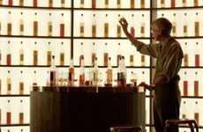 Escapist Beer Commercials - Johnnie Walker's Newest Campaign Features Celebrities and Athletes