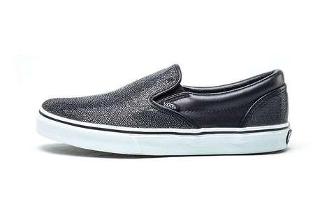 Sleek Stingray Sneakers