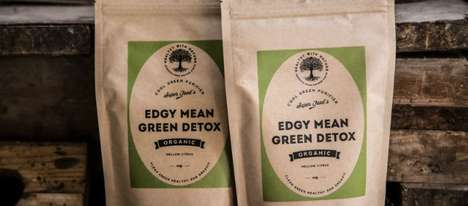 Detoxing Green Powders