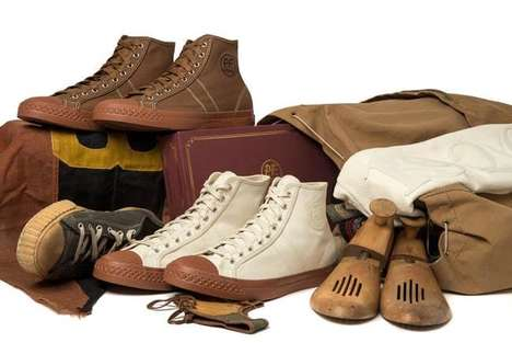 Retro Revival Sneakers