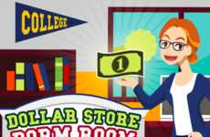 Collegiate Money-Saving Infographics