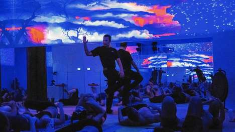 Immersive Yoga Studios