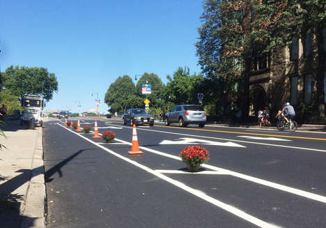 Guerrilla Bike Lanes