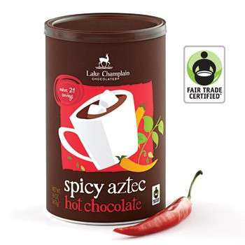 Spicy Hot Chocolate Mixes
