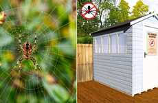 Spider-Proof Sheds