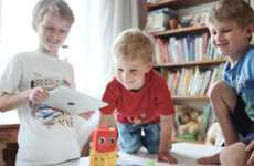 Educational Robot-Building Apps - The 'Robo Wunderkind' Toy Teaches Young Children Coding Skills