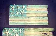 Reclaimed Timber Artwork