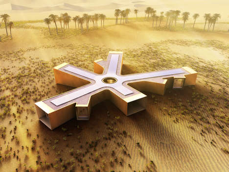 Eco Desert Retreats
