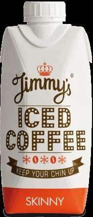 Low-Calorie Iced Coffees