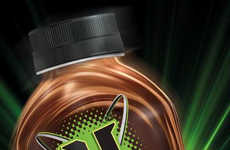 Espresso-Infused Energy Drinks