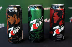 DJ-Inspired Soda Packaging - These Limited-Edition Cans Feature Martin Garrix and Tiësto