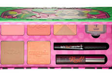 Holiday Blush Palettes - The Real Cheeky Party Blushing Beauty Kit Celebrates Rosy Hues