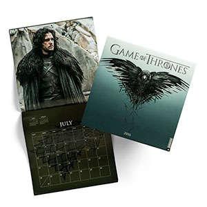 Wintery Fantasy Calendars