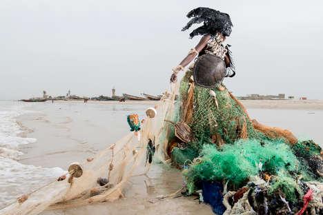 Fashionable Waste Photography