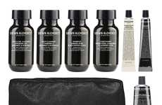 Organic Travel Cosmetics Kits