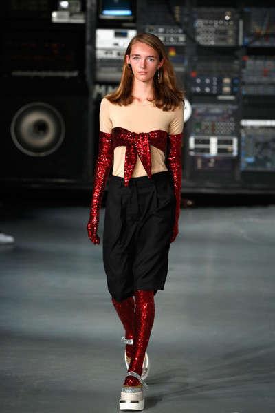 Gritty Techno Fashion