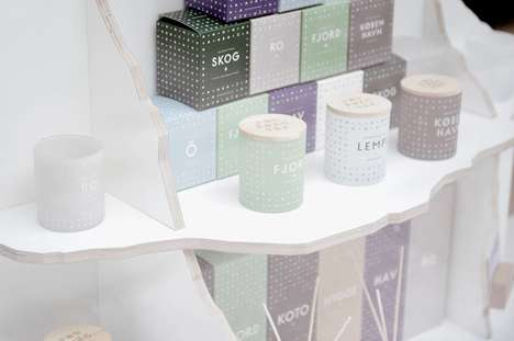 Nordic Candle Collections