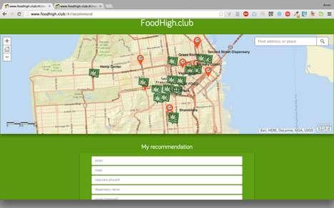 Munchies-Locating Apps