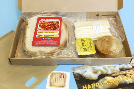 Grilled Cheese Subscriptions