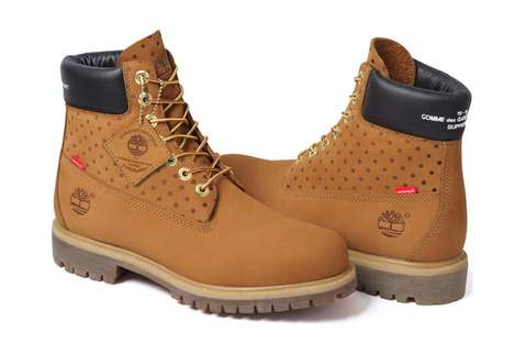 Triple-Branded Urban Boots