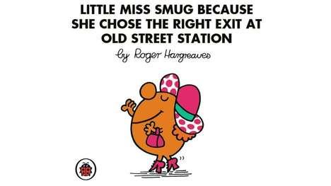 British Book Characters