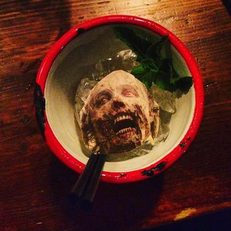 Cannibal Chop and Brain Remains are on the Menu at UK Restaurant Chop Shop