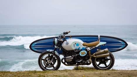 Customizable German Motorbikes
